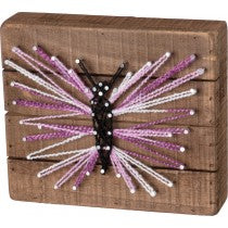 Butterfly String Art 36821