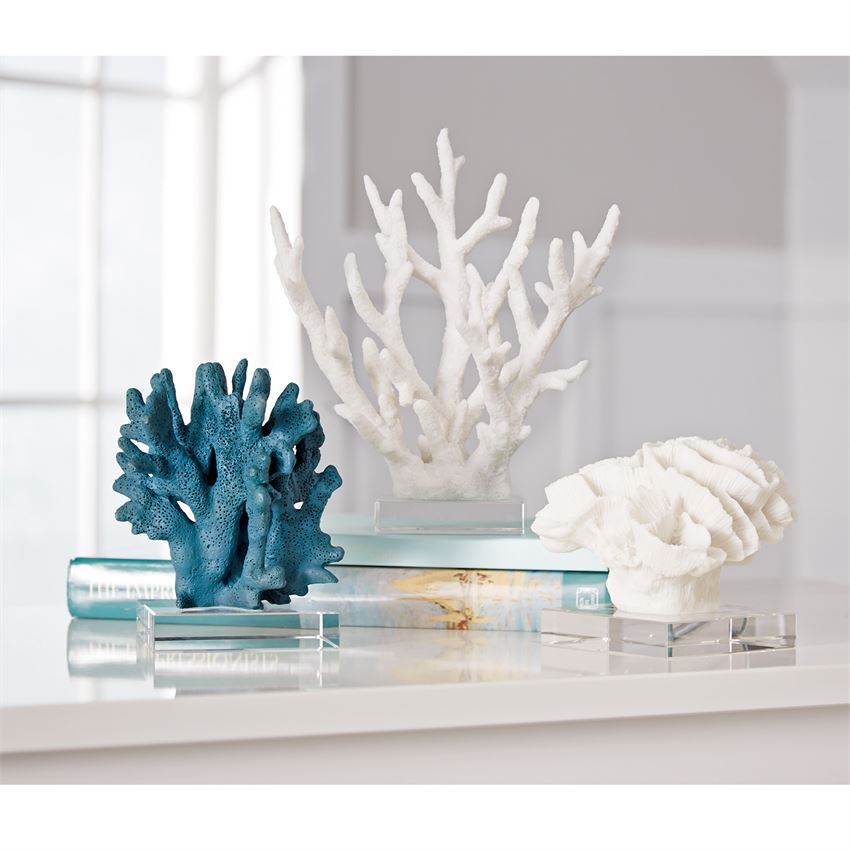 Coral on Bases (Resin) 4261154
