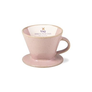 Barista Mug and Pour Over Blush - Sold Separately