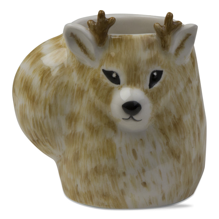 Deer Sketch Hand Warmer Mug