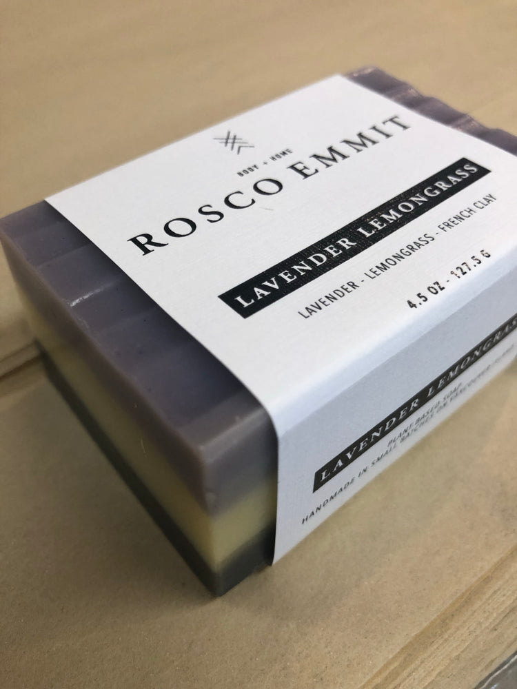 Rosco Emmit Bar Soap