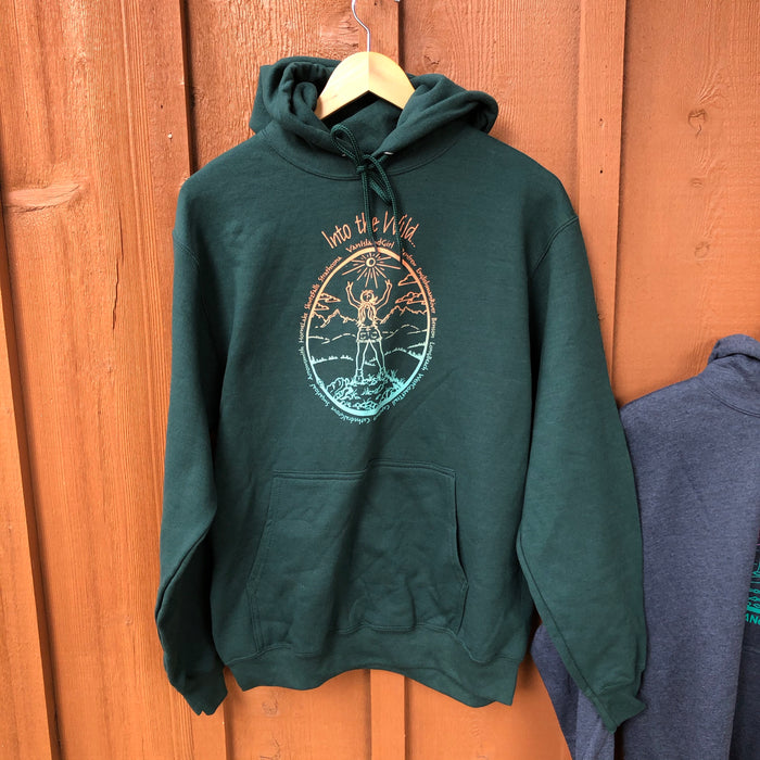 Into the Wild Hoodie Consignment