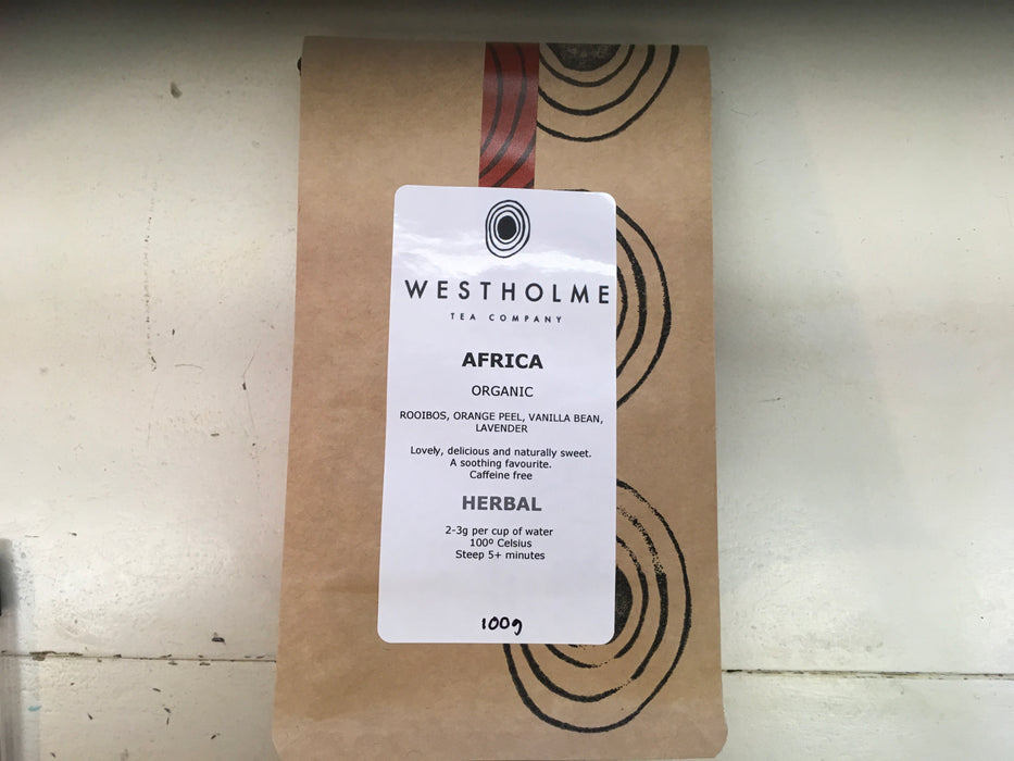 Organic Tea from Westholme Tea Farm