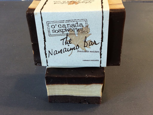 Nanaimo Bar Soap