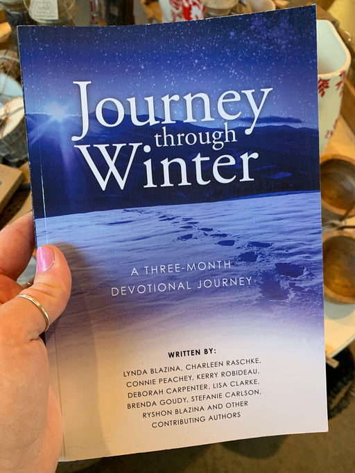 Journey Through Winter Devotional