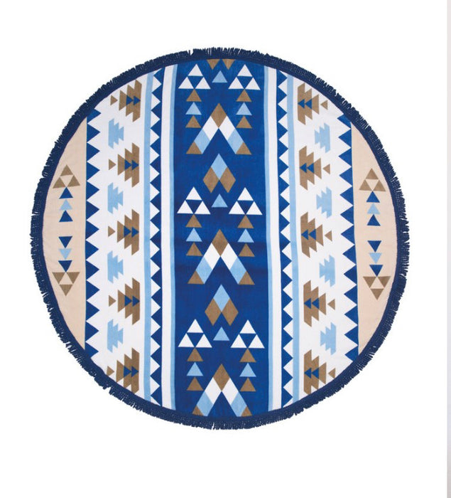 The Strathcona - Round Towel
