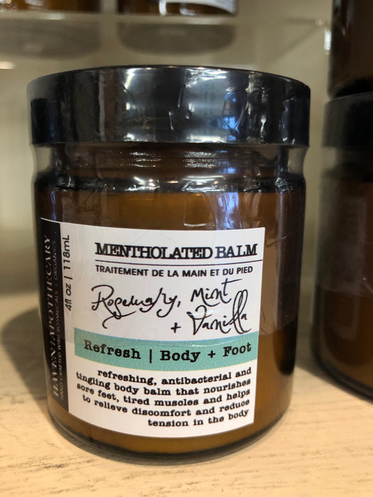 Refresh Mentholated Balm