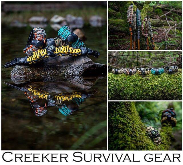 Creeker Survival Gear