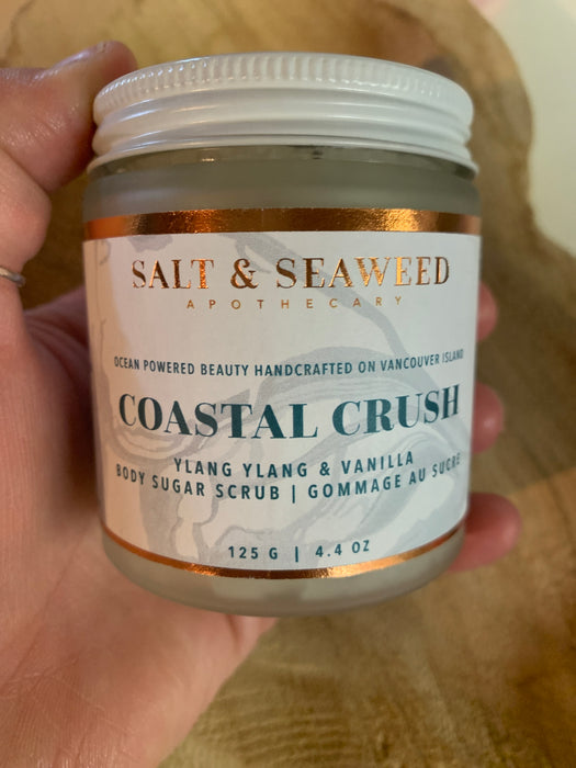 Coastal Crush Body Sugar Scrub