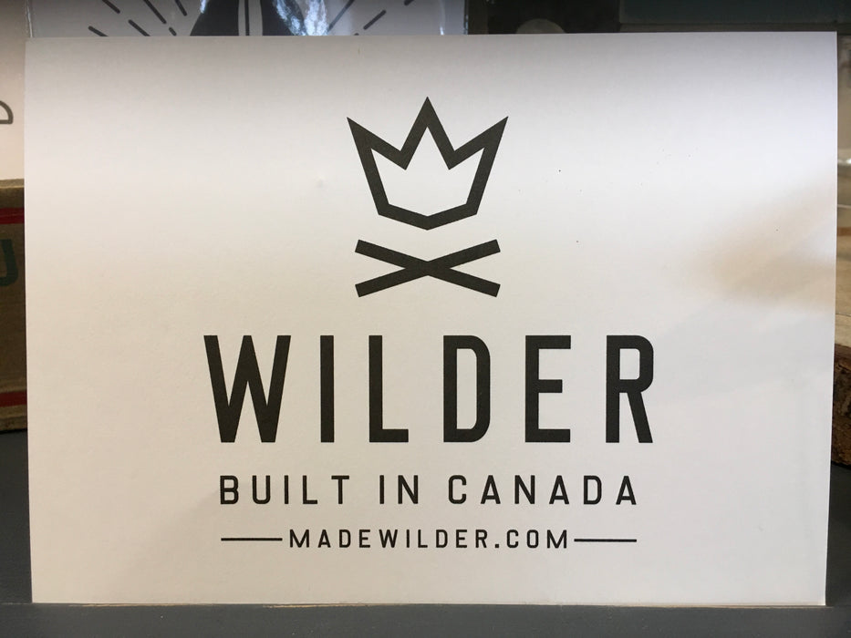Wilder Greeting Card