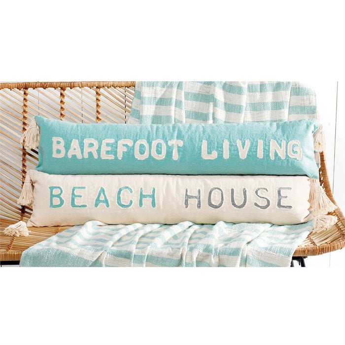 Beach skinny Pillow