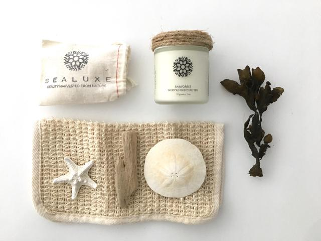 Sealuxe Rainforest Whipped body butter