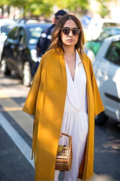 The Color Trend to try for Spring/Summer 2017