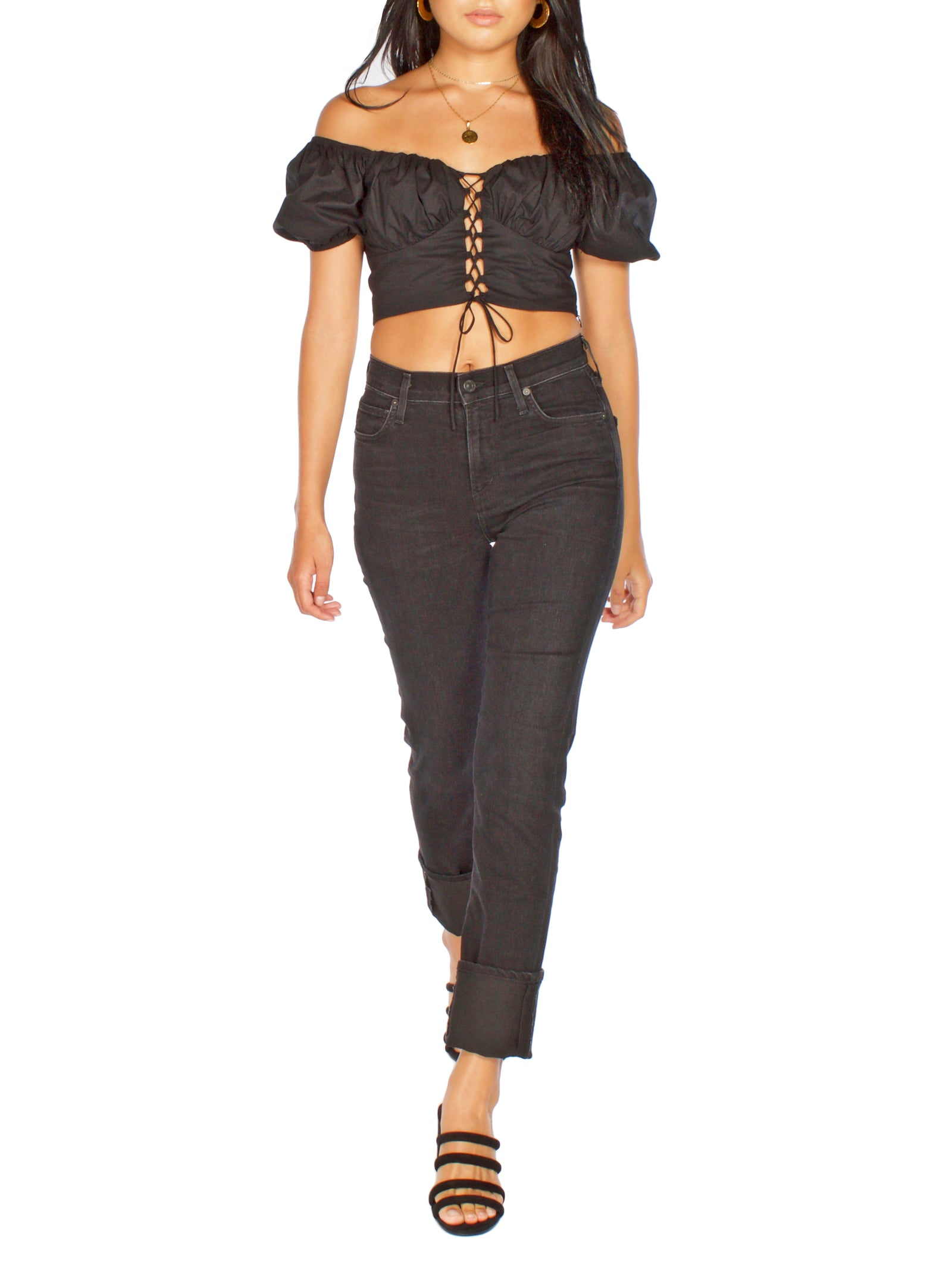 BONNY Crop Top - PRADEGAL