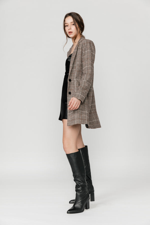 Holly Blazer Coat - PRADEGAL