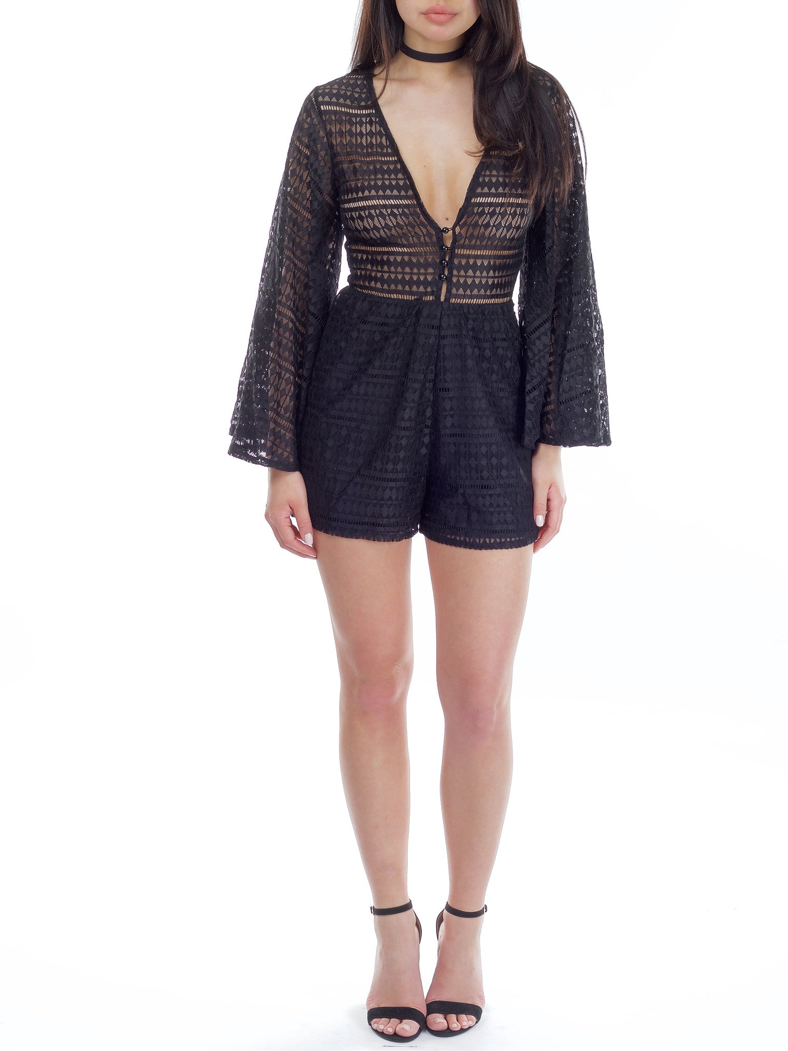 GYPSY Romper - PRADEGAL