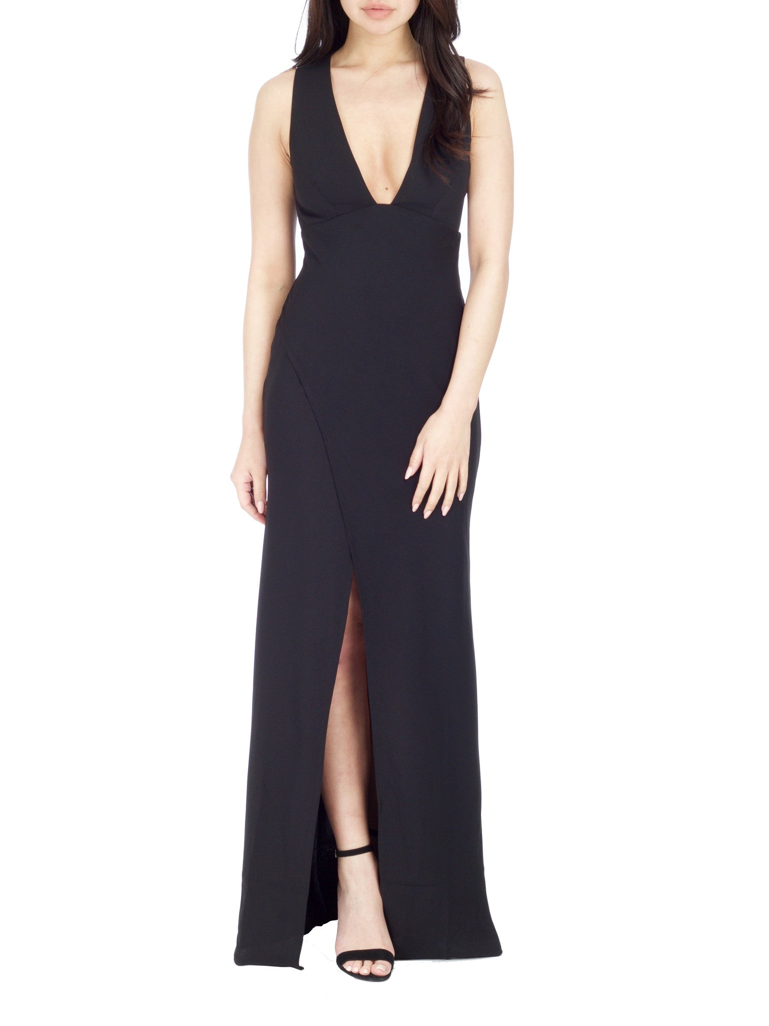 Enough Space Maxi Dress - PRADEGAL