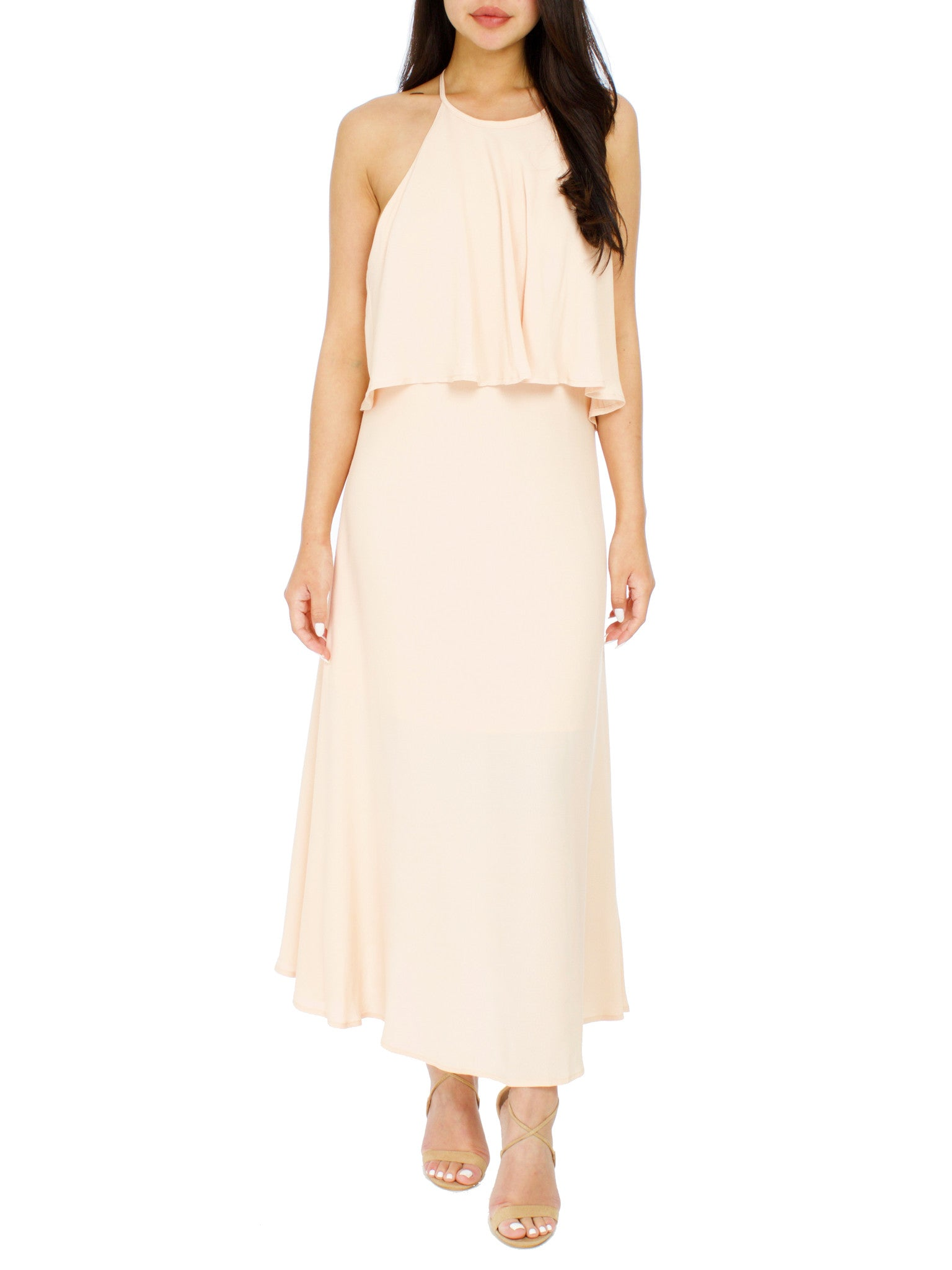 Daisy Blush Dress - PRADEGAL