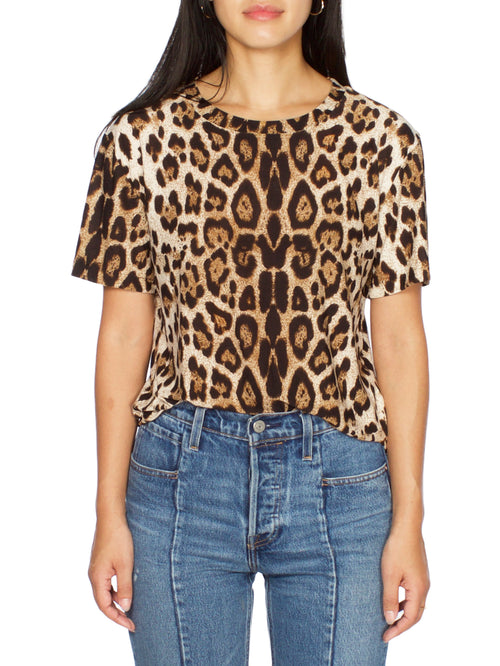 CICI Leopard Top - PRADEGAL