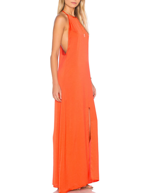 ELEGANCE MAXI DRESS - PRADEGAL