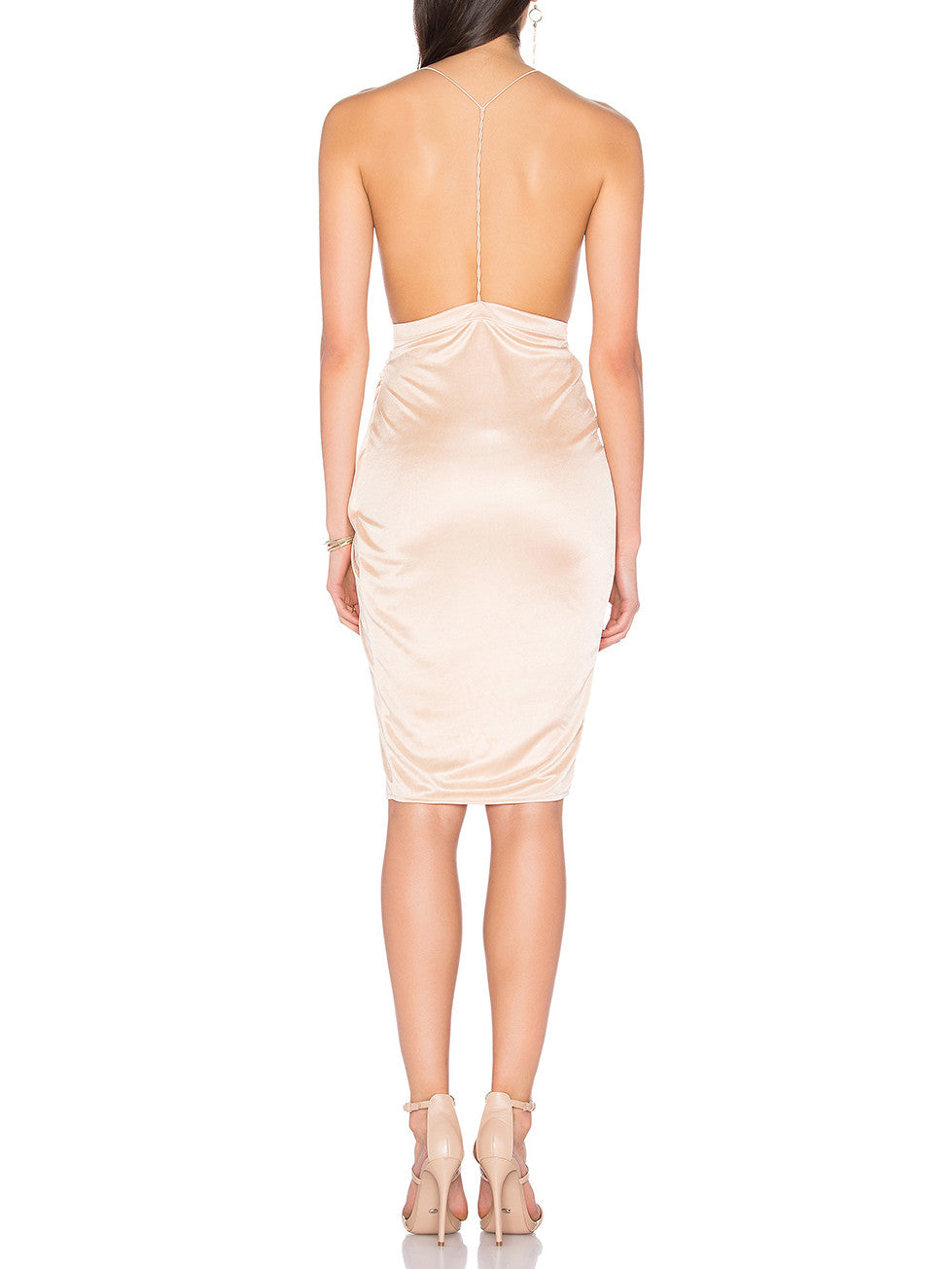 Carrie Wrap Dress - PRADEGAL