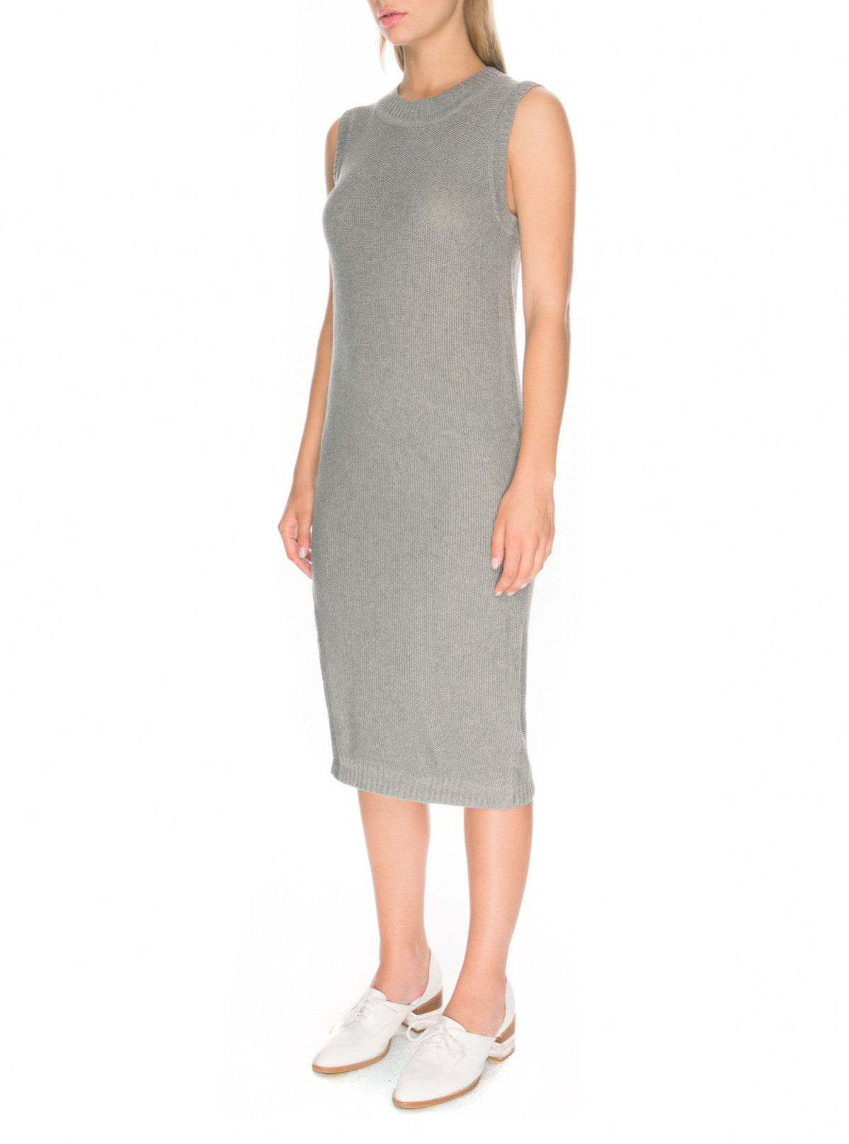 Cheap Talk Knit Dress - PRADEGAL