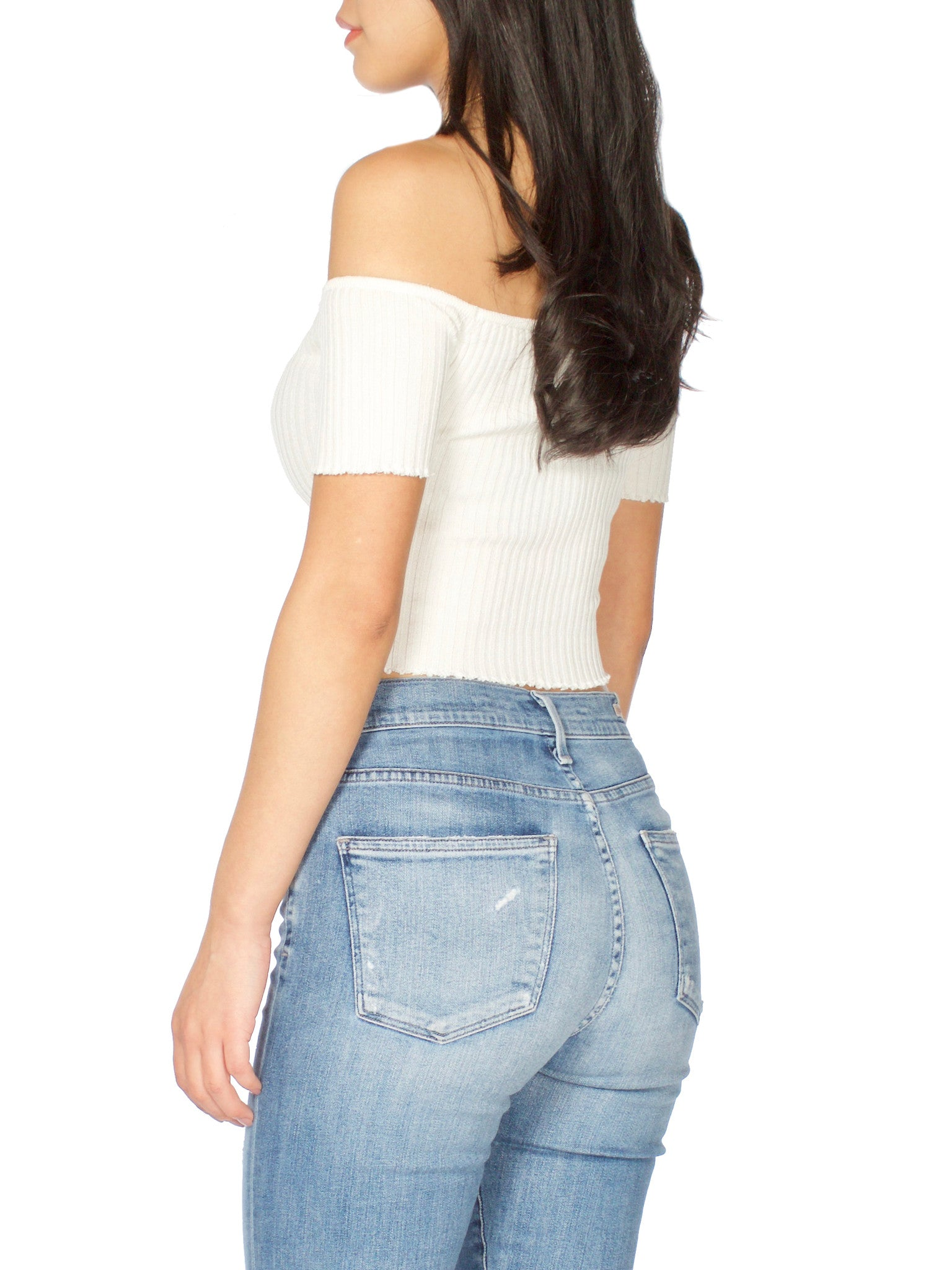 Gabi Crop Top - PRADEGAL