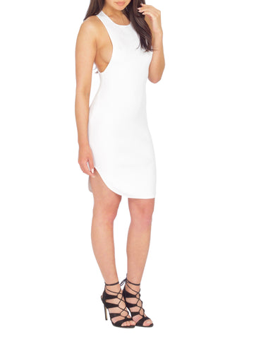 Scoop Me Mini Dress