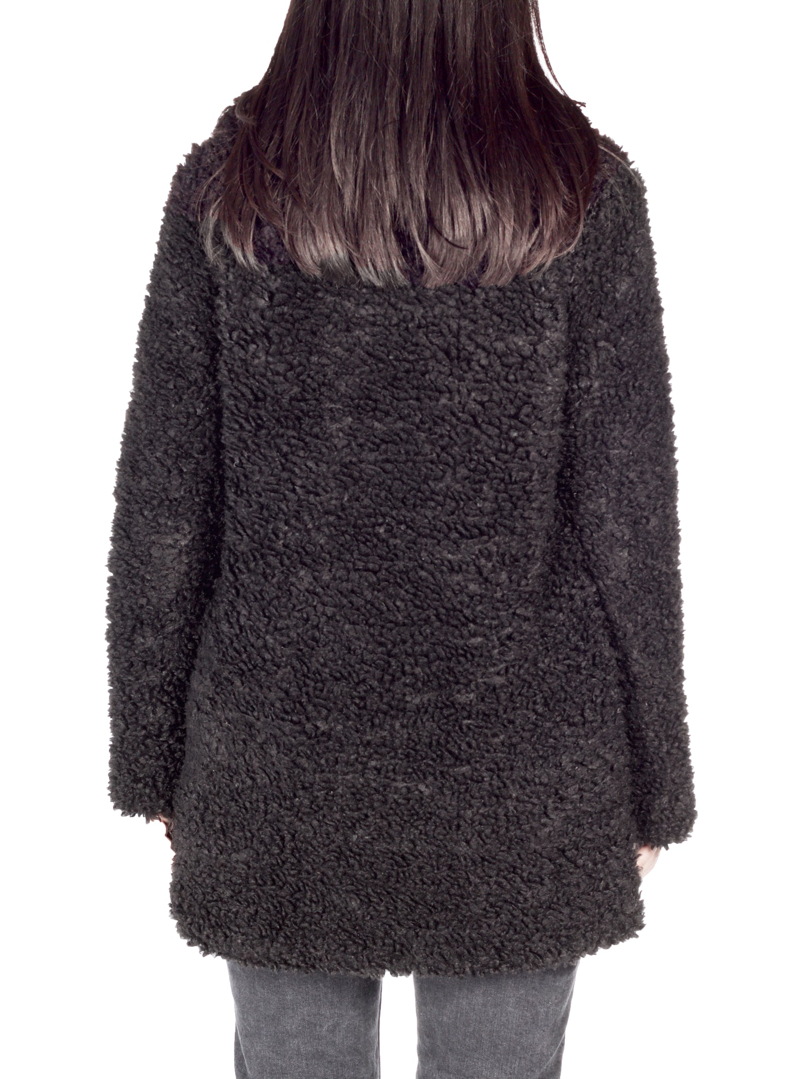 TEDDY Bear Fuzzy Coat - PRADEGAL