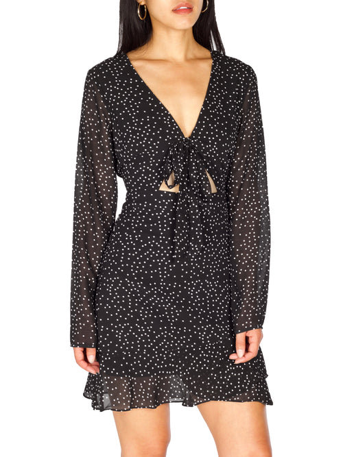 Melrose Polka Dot Dress