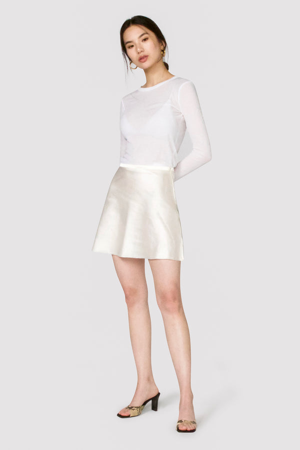 Mary Mini Skirt - PRADEGAL