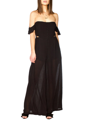 Morgan Wide Leg Trousers