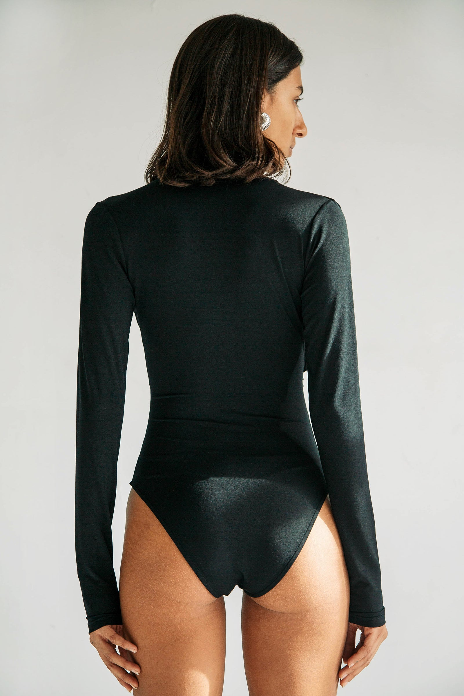 ISLA BODYSUIT BLACK