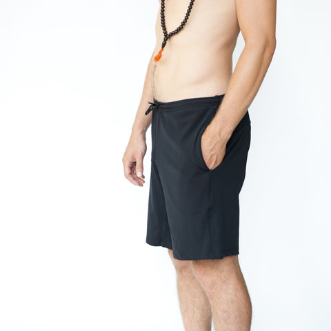 The All Yoga Short | Eclipse Black
