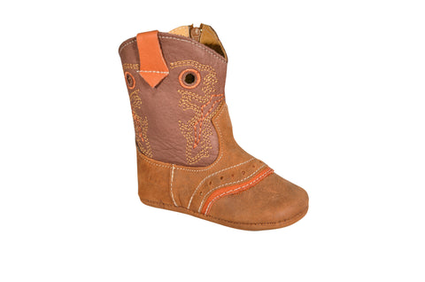 250 Brown - Lil' Cowpoke Boots