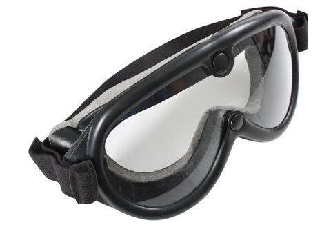 Genuine G.I. Military Type Tactical Sun Dust Wind Goggles - Army Marine