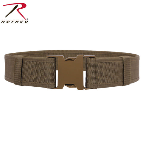 Rothco Coyote Brown Duty Belt - Perfect For Hunting, Military & Law Enforcement
