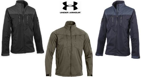 Under Armour Tactical Gale Force Jacket - UA Men's All-Weather Coat