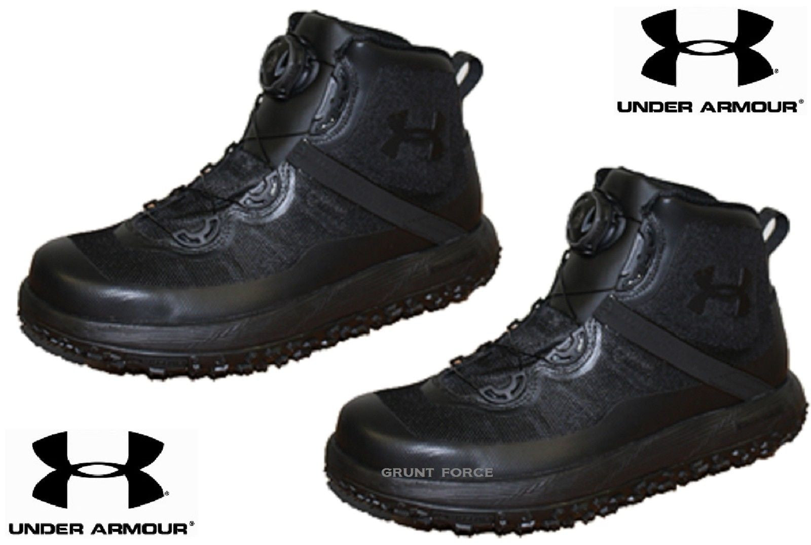 under armour boots fat tire