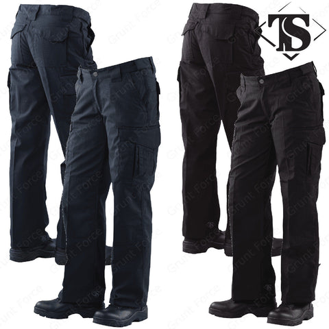 Tru-Spec 24-7 Series Women's EMS Pants - Black or Navy Paramedic Uniform Pants