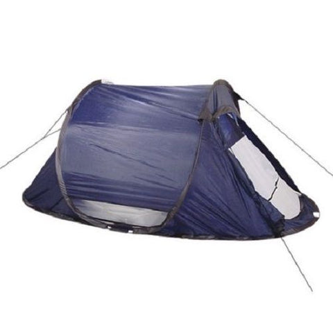 Voodoo Tactical Mil-Spec 2 Pop Up Tent - Pop Tent Sets Up In Seconds