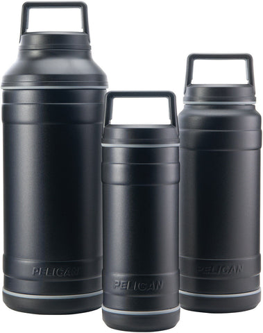 Pelican Travel Bottle In Black or White