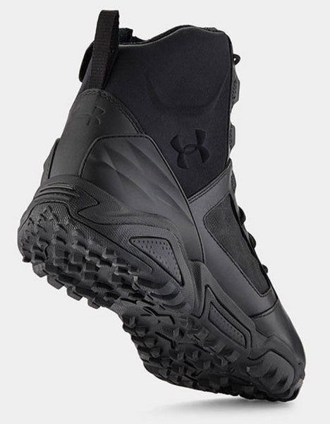 Under Armour Side Zip 2 0 Tactical Boots Mens 7 Quot Black