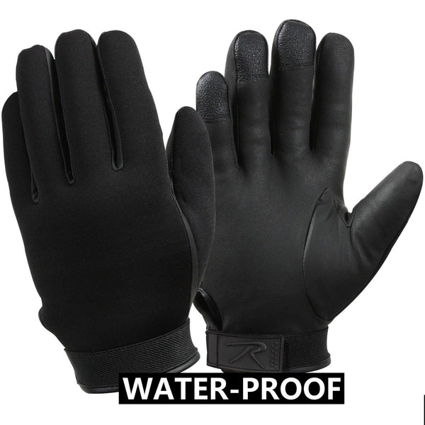 Insulated Waterproof Cold Weather Gloves Winter Tactical