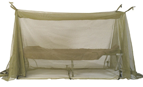 "200"" Genuine GI Military Type Ultra Fine Mosquito & Bug Outdoor Camp Netting Net"
