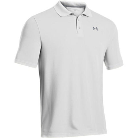 761fb749 Under Armour Performance Polo Shirt - UA Full & Loose Fit Collared Gol –  Grunt Force