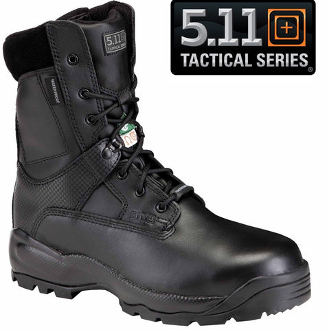 "5.11 Tactical ATAC 8"" Shield CSA/ASTM Certified Safety Toe Field Duty Work Boots"