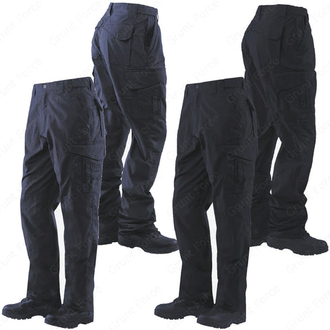 Tru-Spec Men's EMS Pants - Black or Navy EMS EMT Uniform Pant