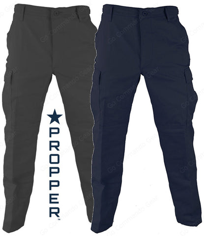 Propper BDU Pants - Battle Dress Uniform Trouser w/ Zipper Fly Sewn To Mil-Spec