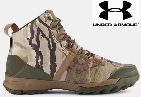 Under Armour Ridge Reaper Barren Camo Infil GORE-TEX® Tactical Hiking Boots